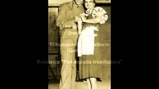 Luis Sagi Vela - El huesped del Sevillano - Fiel espada triunfadora