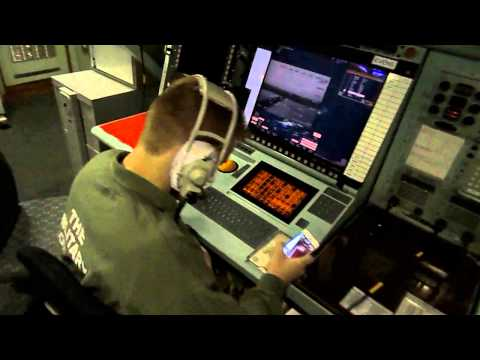 Operations Room HMS St Albans