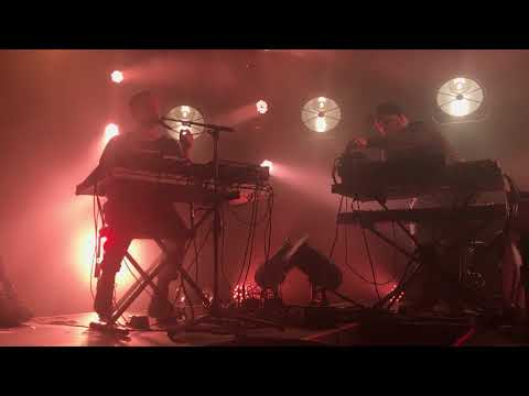 SOHN - Signal (Gibson Club, Frankfurt, 29.04.2018)