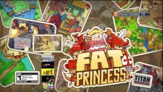 Fat Princess - Online Rescue the Princess Part 1 of 2 (HD)