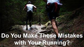 5 Running Errors That Increase Injury Risk