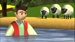 Traktor Tom S01E04 - Ovca Bee Bee (Hrvatski)