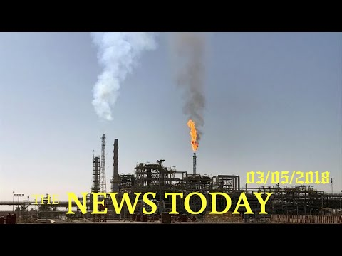 Oil Prices Climb Ahead Of OPEC Meeting With U.S. Shale Firms | News Today | 03/05/2018 | Donald...
