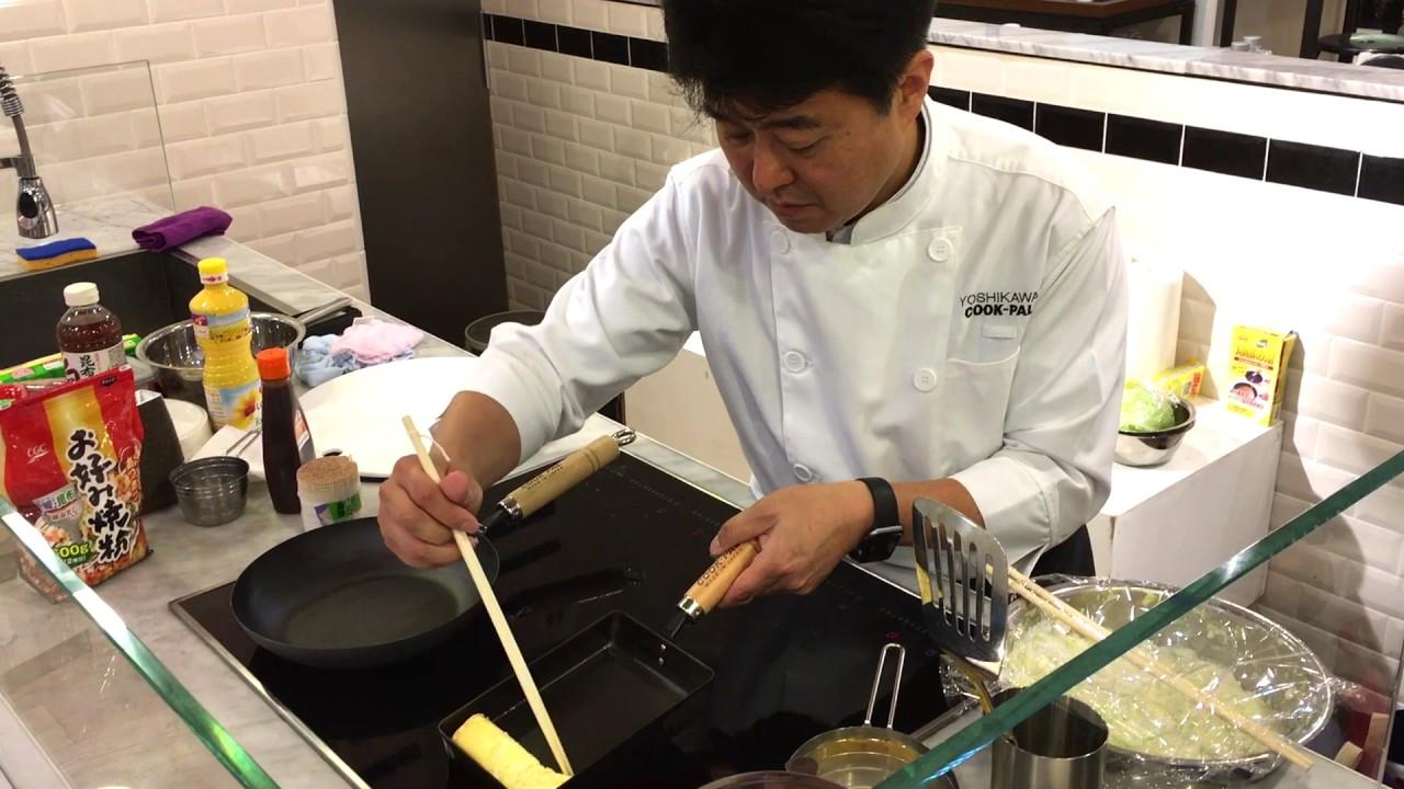 how to cook make tamagoyaki