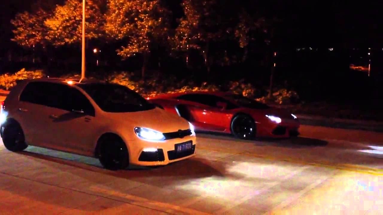 Worksheet. APR Golf R Stage 2 VS Lamborghini LP7004 14 de milla  YouTube
