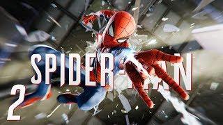 Ulice będą... posklejane ( ͡° ͜ʖ ͡°) | Spider-Man [#2]