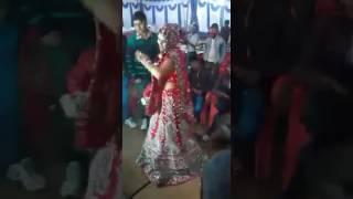 dulhan dance on her wedding | indian wedding dance