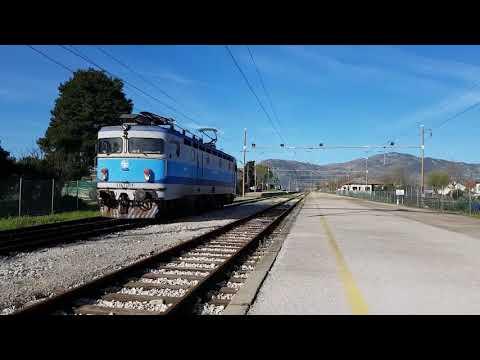 Teretni Vlakovi U Metkoviću U0026 Čapljini,svibanj 2018./Freight Trains In Metković U0026 Čapljina,May 2018