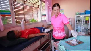 วีดีทัศน์ประกวด (รพ.สต. ดีเด่น ปี 2557) - โรงพยาบาลส่งเสริมสุขภาพตำบลบ้านถ่อน