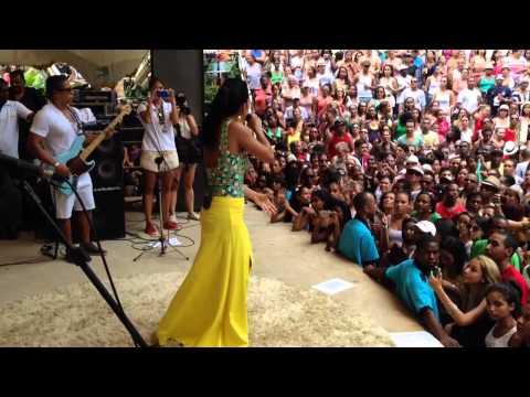 Quebradeira - Reconvexo - Ju Moraes ao vivo no Parque da Ci