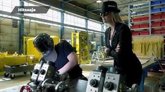 Osaava työvoima, osa 1 - Metalliteollisuus