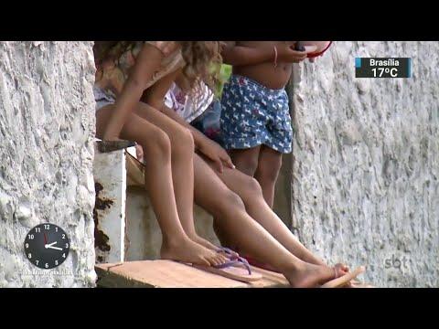 Condenados por violentar crianças e adolescentes são presos no Pará | SBT Notícias (25/05/18)