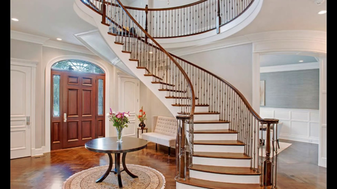 40 Best Staircase Design Ideas 2017 - YouTube