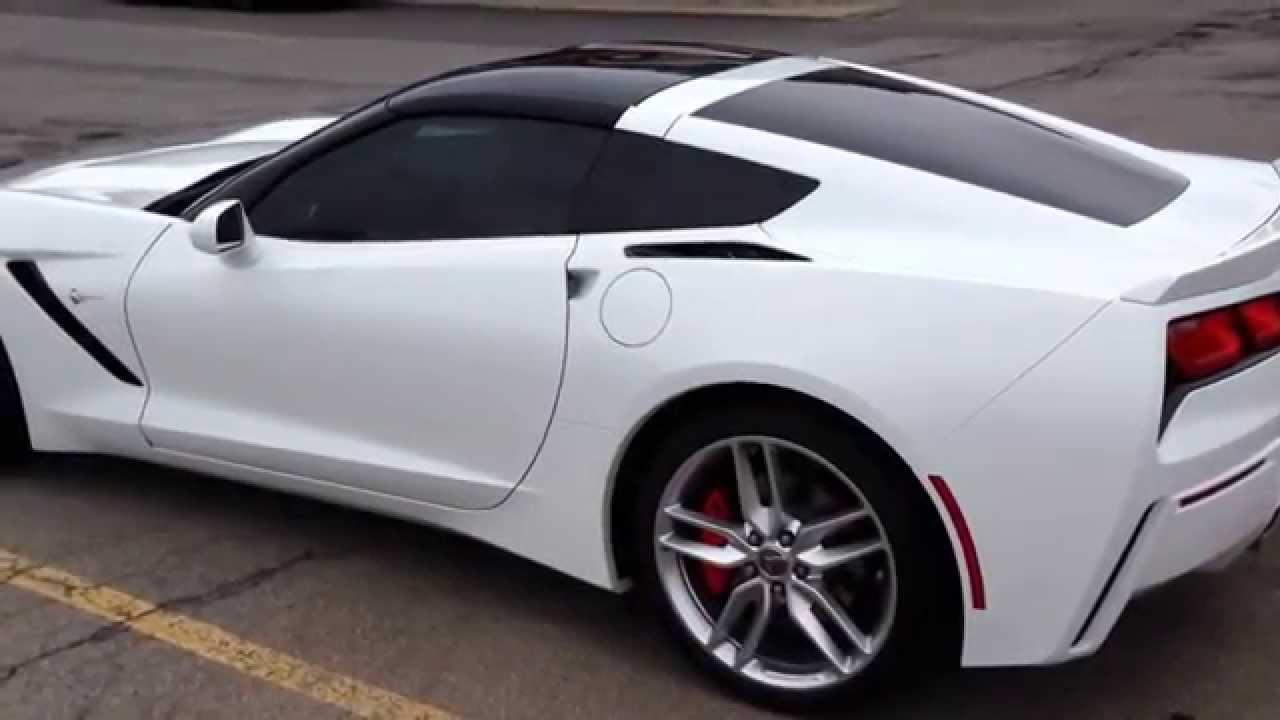 2014 Corvette Window Tint From Custom Radio Buffalo Ny