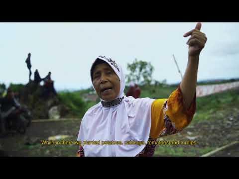 Pejuang Kelompok Perempuan di Salingka Gunung Talang, Sumatera Barat