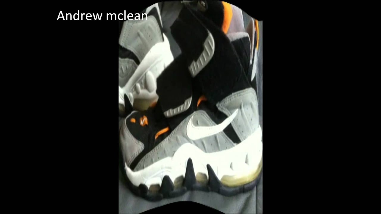 Nike Air Muscle Max Ds OG 1996 NIKE BRING THEM BACK!!!  http://www.facebook.com/nikeairmaxmuscle - YouTube