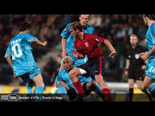 2004-2005 - UEFA-Cup - 02. 1ste Ronde - LB Châteauroux - Club Brugge 1-2