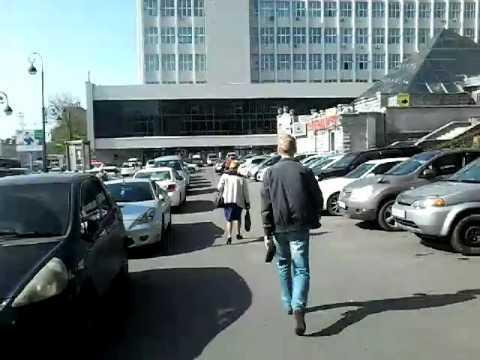 Владивосток. Ж/Д вокзал. ч1.(0013)