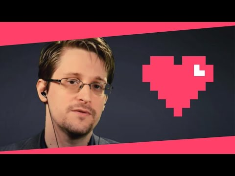 Snowden live in a conversation arranged by Amnesty International (with introduction) - IND16