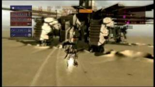 Armored Core: for Answer - Online 3vs3 -NA vs JPN- (05/18/2010)