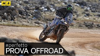 Honda Africa Twin Adventure Sports 2018 OFF ROAD TEST 2nd Part