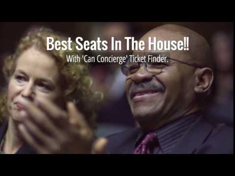 Can Concierge Event Tickets