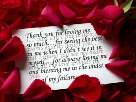 My Love Letter To Him - Youtube
