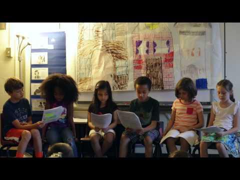 Eastvalley Elementary School - Mrs. Burns 3rd Grade Reader's Theater - The Three Little Elephants