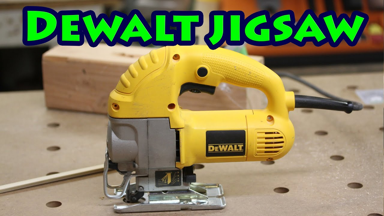 Review of the dw317 dewalt jigsaw youtube greentooth Images