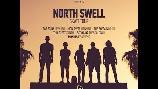 DC's North Swell skate tour