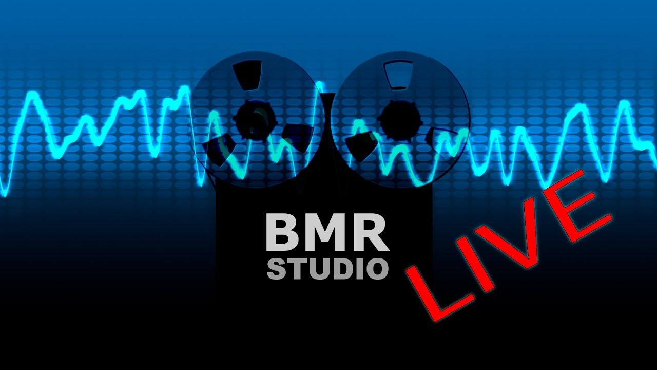 BMR Studio Live Stream TEST - YAMAHA AG06 Mixer live review