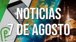 ANDROID Pie es OFICIAL, SPACEX recupera primer FALCON 9, La TIERRA no es PLANA en G. MAPS | XTK Now!