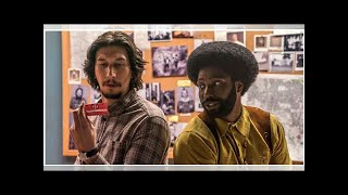 John David Washington infiltrates the KKK in Spike Lee's BlacKkKlansman trailer