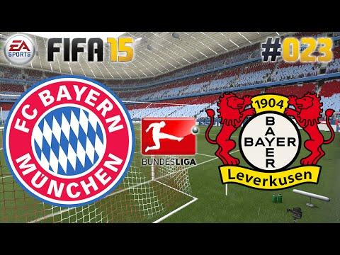 FIFA 15 #023 FC Bayern vs. Bayer Leverkusen ★ Bundesliga ★ Let's Play FIFA 15 Multiplayer [Deutsch]