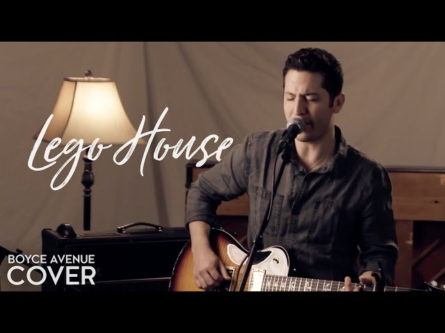 Ed Sheeran - Lego House (Boyce Avenue cover) on Spotify & Apple ...