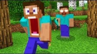 OMG I FOUND HEROBRINE IN EPIC MINECRAFT FORTNITE (GONE WRONG GONE SEXUAL) (HE HAS EPIC HACKS)