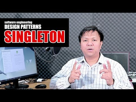 Software Engineering Design Patterns: SINGLETON in Java OOP Explained