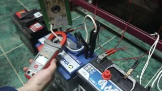 видео Как зарядить аккумулятор автомобиля, рекомендации по эксплуатации и выбору автомобильных аккумуляторов