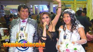 VIDEO: POR QUÉ TE FUISTE (Maricarmen Marín) - A FLOR DE CUMBIA EN VIVO