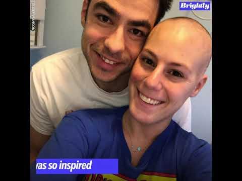 Michael J. - Loyal boyfriend sticks with girlfriend thru breast cancer then proposes!