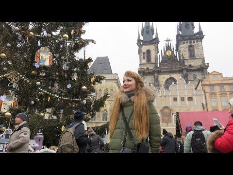 Путешествие по Праге с Lizelle (Видео идёт только на ПК и IPTV)