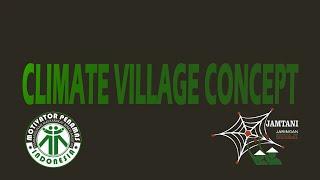 climate village concept