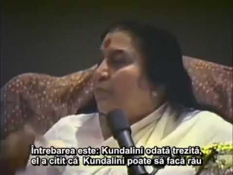 Myths about Kundalini, explained by Shri Mataji, Sahaja Yoga Meditation