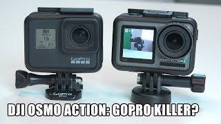 DJI Osmo Action: serieuze concurrentie voor GoPro!