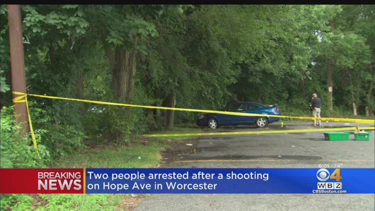 Worcester Police Investigate Afternoon Shooting YouTube