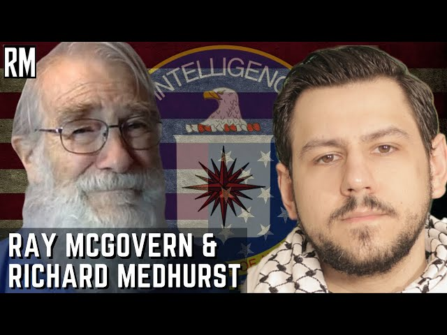 CIA, War Profiteers, Afghanistan and More | Interview With Former CIA Officer Ray McGovern