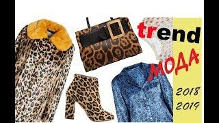 видео Леопардовый принт – вульгарно или модно?