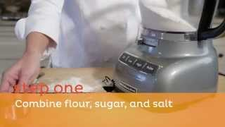 How To Make A Flaky Pie Crust Using A Food Processor - Step 1