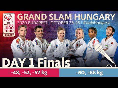 Grand Slam Hungary 2020 - Day 1: Finals (en)