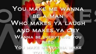 Andy Gibson - Wanna Make You Love Me (+Lyrics)